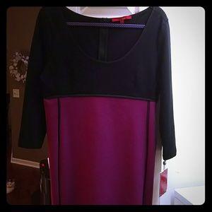 Narcisco Rodriguez stretchy dress